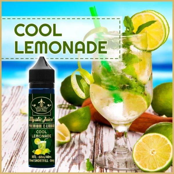 Bilde av Mystic Juice Cool Lemonade , Ejuice 50/60ml