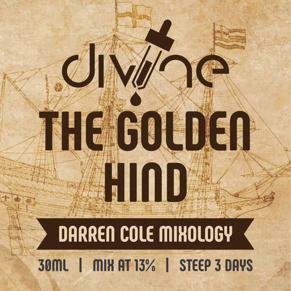 Bilde av Divine Shots - The Golden Hind, Konsentrat 30 ml