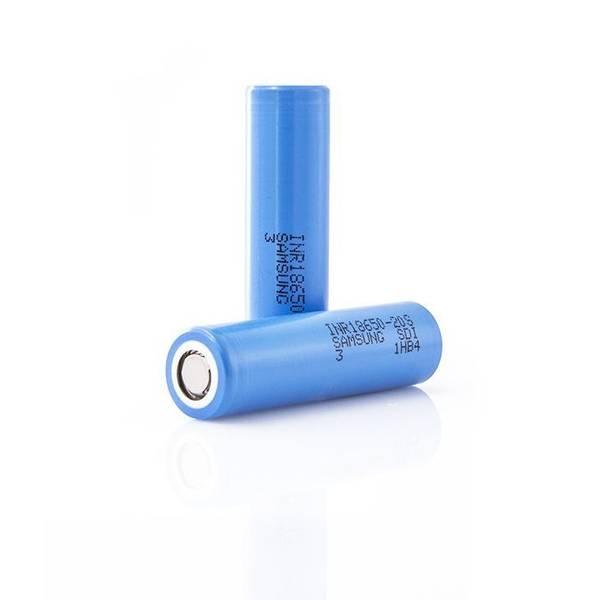 Bilde av Samsung - 20S 18650, Batteri 2000 mAh