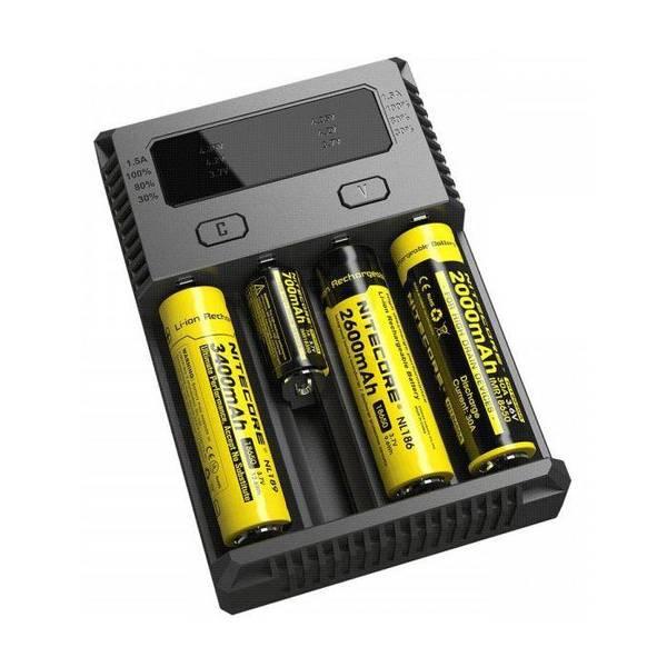 Bilde av Nitecore I4 Intellicharger - Batterilader