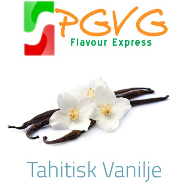 Bilde av PGVG Flavour Express - Tahitisk Vanilje, Aroma