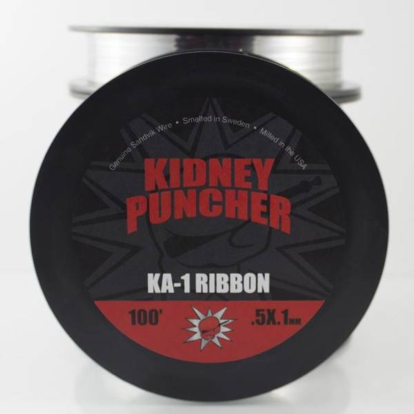 Bilde av Kidney Puncher - Kanthal A-1 Ribbon, Wire 30 m