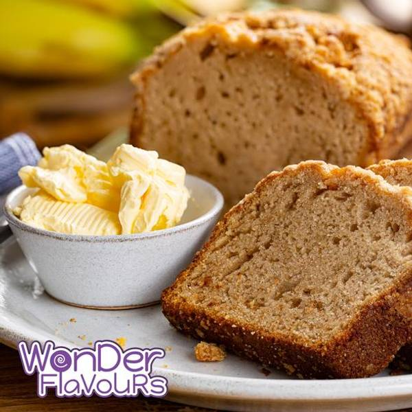 Bilde av Wonder Flavours (WF) - Bread (Banana Nut)  SC,