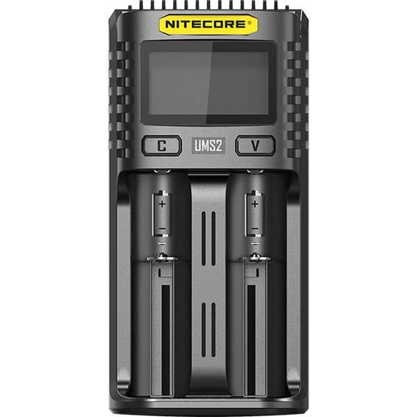 Bilde av Nitecore UMS2, Batterilader