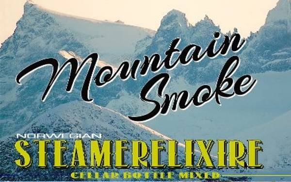 Bilde av Steamer Elixir - Mountain Smoke, Konsentrat 10 ml
