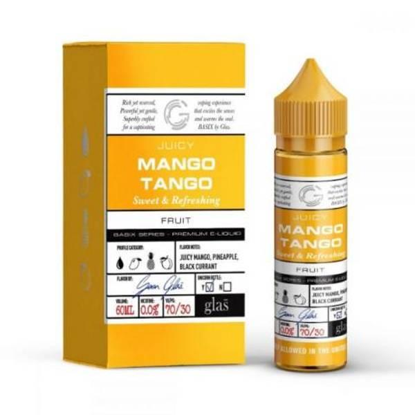 Bilde av Glas Basix - Mango Tango, Ejuice 50/60 ml