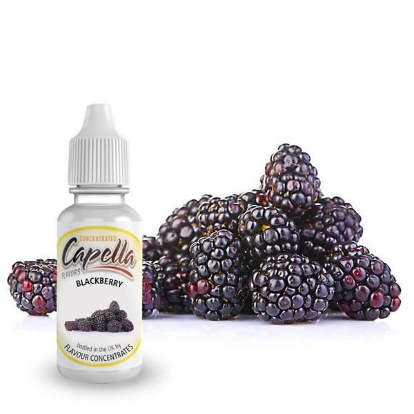 Bilde av Capella (CAP) - Blackberry, Aroma